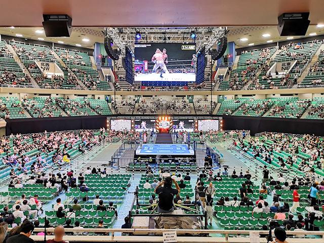 新日本プロレス日本武道館