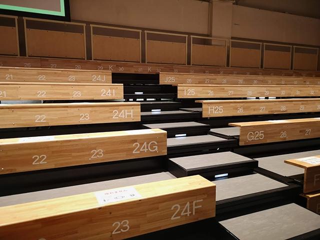 北側座席:後楽園ホールでプロレスを見る!座席表つき、見えにくい席も教えます