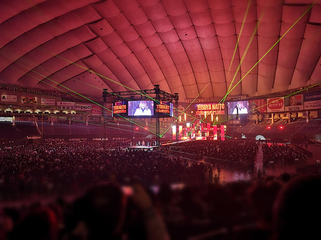 新日本プロレス東京ドーム2021年1月4日