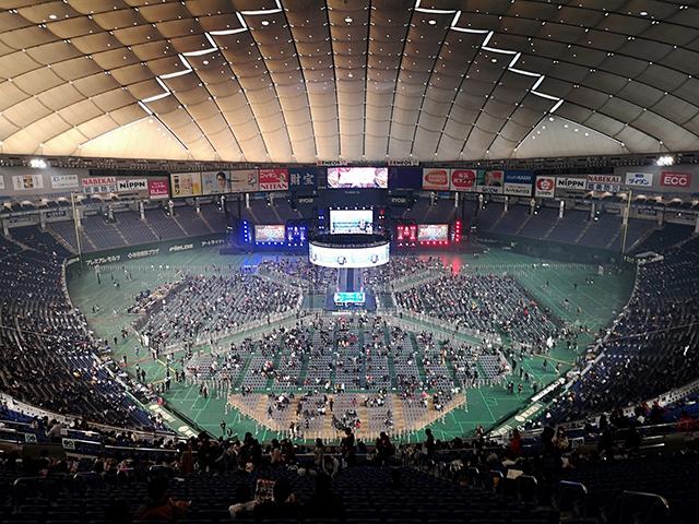 新日本プロレス東京ドーム、スタンドB