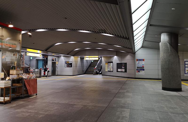 つくば駅A3出口