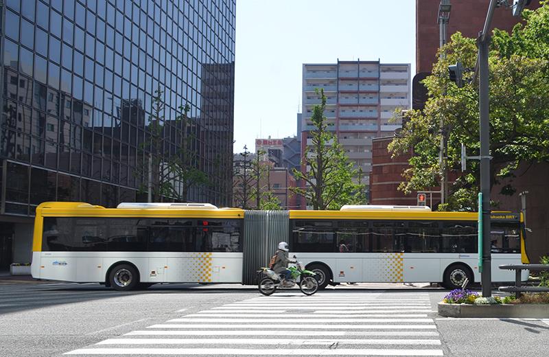 BRT(連結バス)