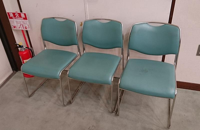 パイプ椅子/板橋グリーンホール
