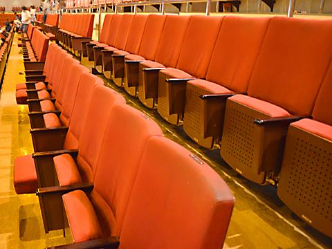 両国国技館2階席座席