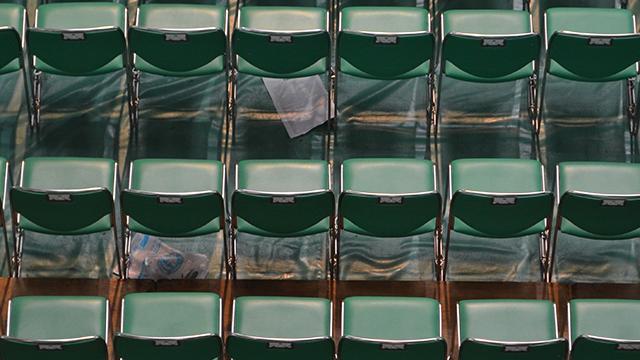 武道館アリーナの座席