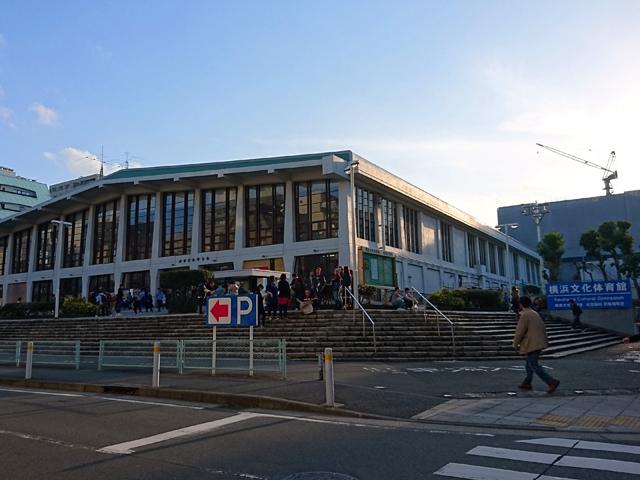 横浜文化体育館の座席・席順・アクセスを解説!初めてのプロレス観戦