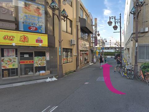 アクセス/レッスル武闘館(アイスリボン道場)
