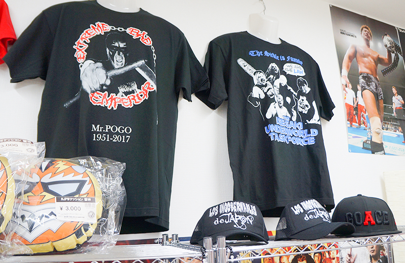 WWSのTシャツ/リングサーチ群馬県高崎市