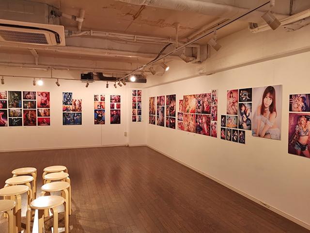 入場無料!プロレスラーだけの写真展「レスラーズ グラフィカ」に行きました!