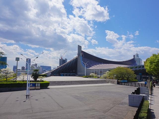 代々木競技場(第二体育館)でプロレスを見る!座席・アクセスを紹介