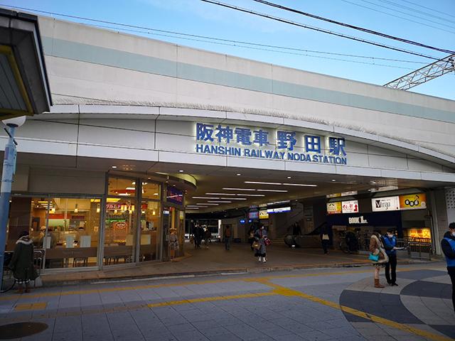 阪神電車野田駅/大阪コレガスタジオ(コレガプロレス)