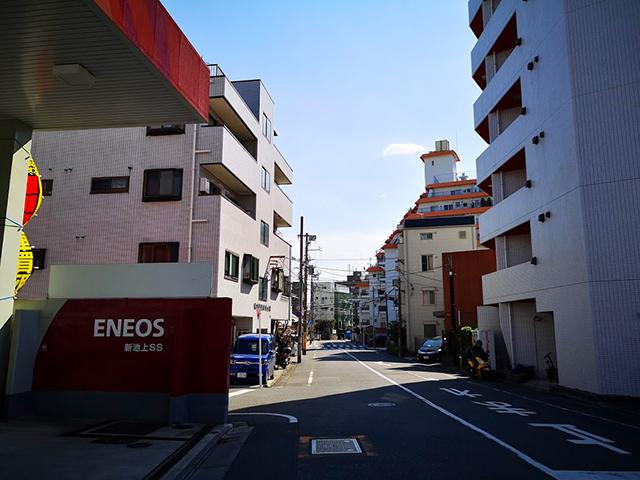 エネオス/うまい肉と麺の店ヨネ家