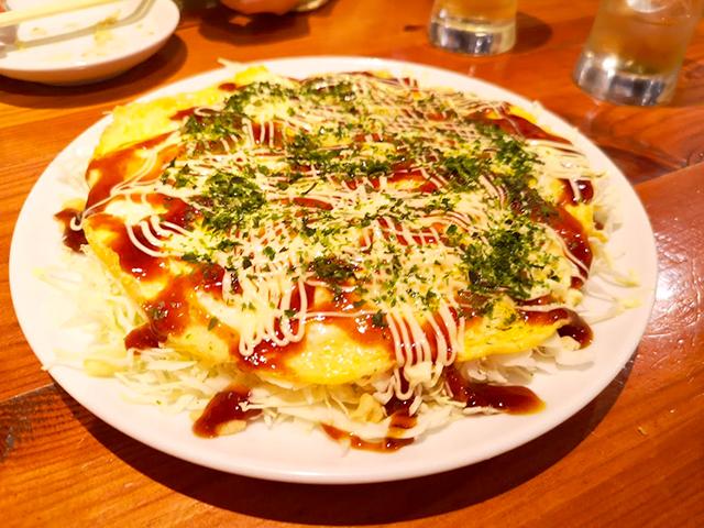 お好み焼き風/うまい肉と麺の店ヨネ家