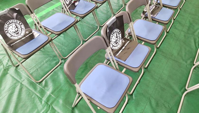 メットライフドーム(西武ドーム)でプロレスを見る!座席・アクセスを紹介
